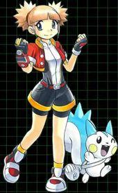 Kate (Ranger) - Bulbapedia, the community-driven Pokémon encyclopedia