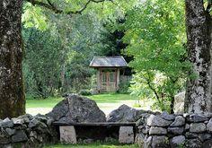 zen monastery black forest