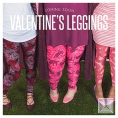 LuLaRoe Valentine's Leggings 2017 Come join my VIP group so you don't miss out! thepolkadotspot.com/shop