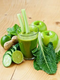 Raw Edibles: The Anti-Cancer Green Juice