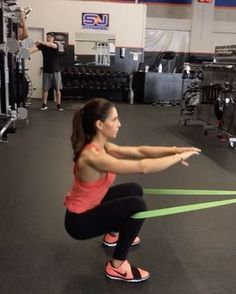 """11.2k Likes, 286 Comments - Alexia Clark (@alexia_clark) on Instagram: """"Leg Day SuperSet! Use thick, heavy resistance bands. These are perform better bands. 1. 15 reps…"""""""