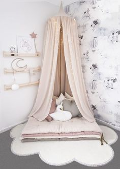 Reading nook We have curated Teenage girl bedroom ideas and inspirations tha. - Reading nook We have curated Teenage girl bedroom ideas and inspirations that will help you. Bedroom Decor For Teen Girls, Teenage Girl Bedrooms, Girl Bedroom Designs, Baby Bedroom, Bedroom Ideas, Bedroom Hacks, Book Corner Ideas Bedroom, Girls Bedroom Canopy, Corner Nook