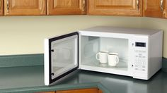 Most of us just use our microwavesto reheat food or thaw meat. But did you know that your microwave has hundreds of other uses?  We've found 12