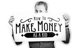 A bunch of great ways to make some money as a 9, 10, and 11 year old. Search no further there is 3 ideas that will work for you. (Hint, most of these ideas are free to do.)