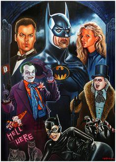 Batman by Christian Romani Batman And Batgirl, Batman 1966, Batman Robin, Batman Batmobile, Gotham Batman, Superman, Batman Wallpaper, Batman Artwork, Keaton Batman