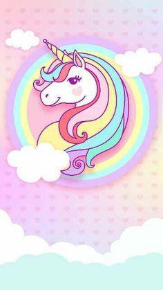 Unicorn Horse, Unicorn Art, Magical Unicorn, Cute Unicorn, Rainbow Unicorn, Pop Art Wallpaper, Galaxy Wallpaper, Wallpaper Backgrounds, Unicorn Painting