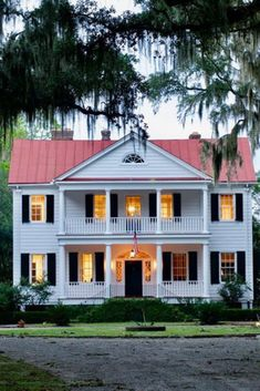 #oldhouses #plantation CLICK HERE FOR MORE PHOTOS OF THIS 1743 Twickenham Plantation For Sale In Yemassee South Carolina