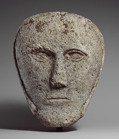 Head of a Man Wearing a Cap or Helmet, possibly 2nd–3rd century  Probably Great Britain and Ireland (Celtic)