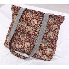 Ethnic quilted bag - Kriti-Kala