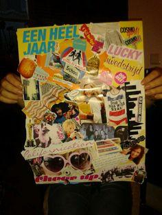 Moadboard geknutseld door Janice Dings