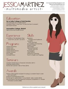 40 stunningly creative resume designs on deviantart not your typical resume in a good way pinterest - Prezi Resume Template