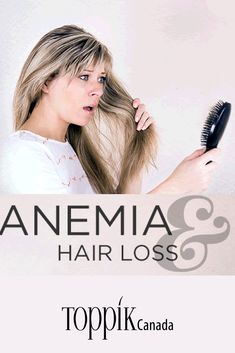 From over styling and extensions to stress and hormones, hair loss can have many roots. But if your hair loss is accompanied by symptoms such as fatigue, shortness of breath, and heart palpitations, you might want to ask your doctor if iron deficiency anemia is to blame. Iron deficiency anemia is more common than you may think. Keep reading to learn more about iron deficiency anemia hair loss, and what you can do to cover the symptoms.