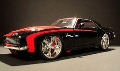 """68"" Pro Street Camaro RS"