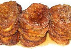 Como fazer rabanadas de Natal. As rabanadas são um prato típico da ceia de Natal brasileira. Pode ser raro comer rabanada no resto do ano, mas passar a quadra natalina sem este doce delicioso não é a mesma coisa. Esta receita é mui...