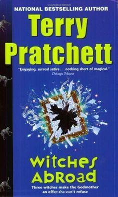 Witches Abroad by Terry Pratchett, http://www.amazon.com/dp/0061020613/ref=cm_sw_r_pi_dp_KRbZqb1P19VKD