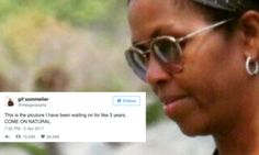 Michelle Obama Is Rocking Her Natural Hair And The Internet Can't Even | The Huffington Post