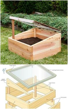 20 Free DIY Greenhouse Plans You'll Want To Make Right Away Upcycled Window Cold Frame Greenhouse Diy Greenhouse Plans, Home Greenhouse, Small Greenhouse, Greenhouse Gardening, Greenhouse Wedding, Pallet Greenhouse, Homemade Greenhouse, Greenhouse Panels, Outdoor Greenhouse