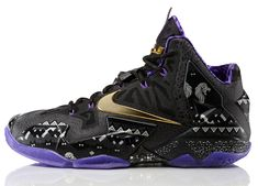 sports shoes ebd70 e7b70 Nike LeBron 11 BHM