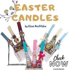 Easter candles!  #thessaloniki #greekhandmade #greece #eastercandles Gold N, Thessaloniki, Greece, Gems, Easter, Candles, Handmade, Instagram, Greece Country