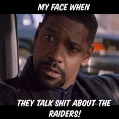 Raiders / Denzel Washington