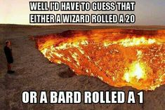 Either way, it's gonna burn for a looooong time.
