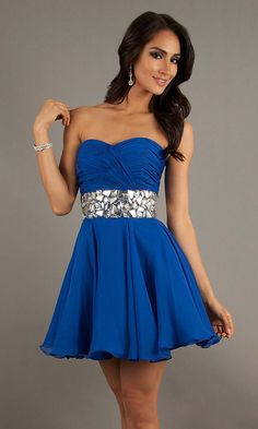 short prom dress, royal blue prom dress, cheap prom dress, homecoming dress | Cheap prom dresses Sale