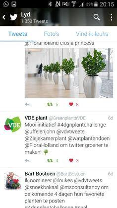 Nice initatief #4dgnplantchallenge