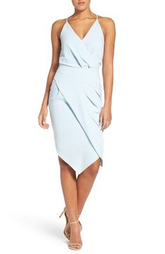 Free shipping and returns on Cooper St Old Is the New Drape Dress at Nordstrom.com. An asymmetrical and architectural cocktail dress is made with origami folds and a sharp draped skirt.