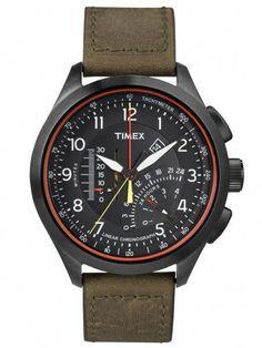 a638154725db Watches Ideas gift for boyfriend! Timex®  Intelligent Quartz  Linear  Chronograph Watch