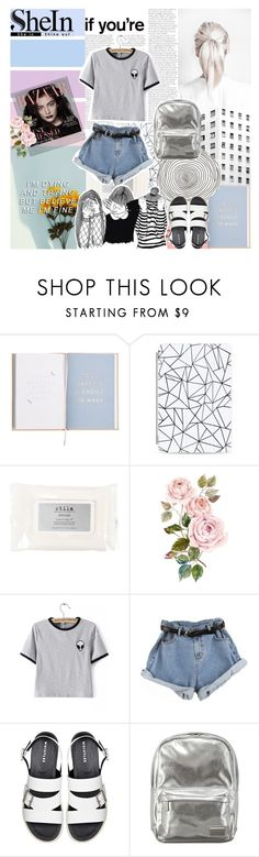 """""""Walk near Seaside"""" by kenxben ❤ liked on Polyvore featuring Casetify, Stila, Polaroid and Pantone"""