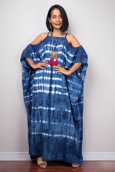 African Maxi Dresses, Latest African Fashion Dresses, African Print Fashion, African Attire, Strand Kaftan, Oversized Dress, Tie Dye Dress, Summer Dresses, Summer Maxi