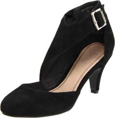 Envy Women's Offstage Pump for $39.99 #pumps #fashion #shoes #for #women #maddengirl #envy #badgley #ninewest #ivanka #jessicasimpson #stevemadden #flats #sneakers #heels #boots #slippers #style #sexy #stilettos #womens #fashion #accessories #ladies #jeans #clothes #minkoff #lowprice #branded #brands