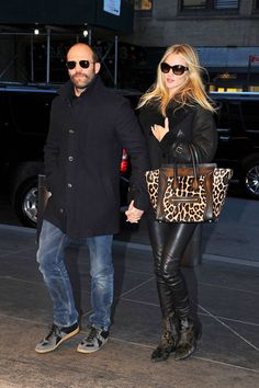 The Hollywood Quotient - Jason Statham and Rosie Huntington-Whiteley