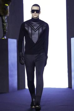 Dirk Bikkembergs Menswear Fall Winter 2014 Milan - NOWFASHION