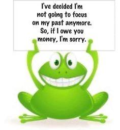 No money for you.