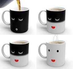 Do you like hot drink? Morning Mug