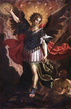 Cristóbal Vela - San Michele Arcangelo