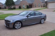 2015 BMW 535i reviews
