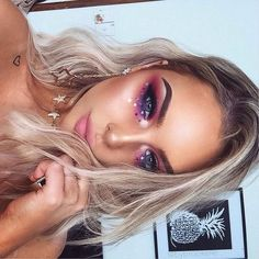 Sublime 21 Unicorn Makeup Looks That Will Make You Feel Magical https://fazhion.co/2017/10/25/21-unicorn-makeup-looks-will-make-feel-magical/ If you've got a small girl, you should make her this easy DIY Unicorn costume! Love or hate the unicorn trend appears to be taking over makeup world at the present time