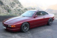 BMW E31 850CI V12 - 1991