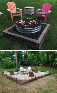 This time of year makes the most sense to have a fire pit in your backyard or outdoor living area. A fire pit with cozy seating area will be a perfect centerpiece of your backyard paradise. For before-dinner drinks or after-dinner s'mores, this awesome outdoor space provides you an amazing place to entertain or a [...]