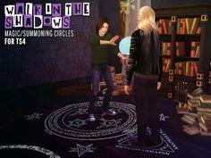 My Sims 4 Blog: Magic Summoning Circles by Astraea Nevermore