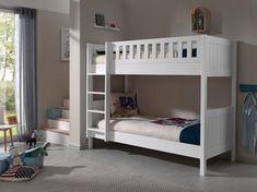 Etagenbett Beni Otto S : Vipack furniture hochbett pino mit bettschublade weiß jetzt