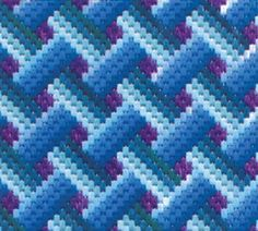 florentine bargello crochet pattern