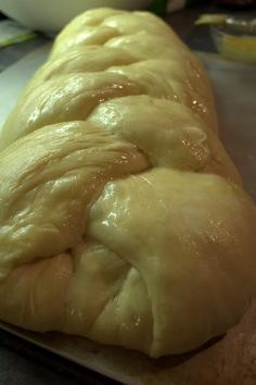 I have been jonesin to make Challah now for a few weeks. It's a sweet eggy bread that is delicate… Challah Bread Recipes, Mixed Berry Jam, Bagel Bread, Sicilian Recipes, Sicilian Food, Best Bread Recipe, Bread Machine Recipes, Cinnamon Bread, Gourmet