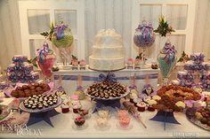 ¿Mesa de postres o mesa de dulces?
