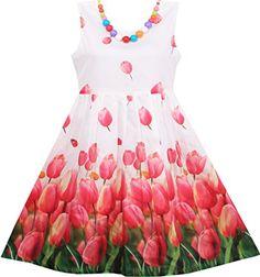 Mädchen Kleid Tulpe Blume Garten Mit Halskette Rosa Gr.98... http://www.amazon.de/dp/B019AUZ6W2/ref=cm_sw_r_pi_dp_iO4mxb1J0QWNH