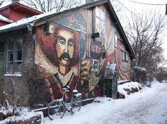 Feeling nostalgic. Christiania, DK.