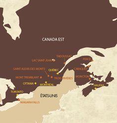Voyage Canada été | Le Québec Nature | Terres Lointaines – Voyages sur mesure et Circuits de qualité