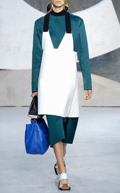 Marni Spring Summer 2016 Look 1 on Moda Operandi
